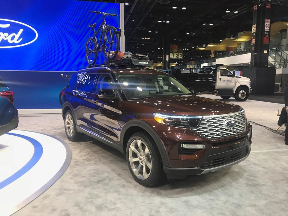 Explorer undergoes first major redesign since production moved to Hegewisch