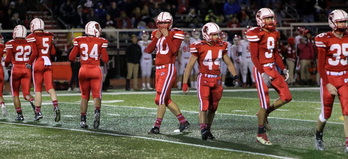Crown Point at Portage football