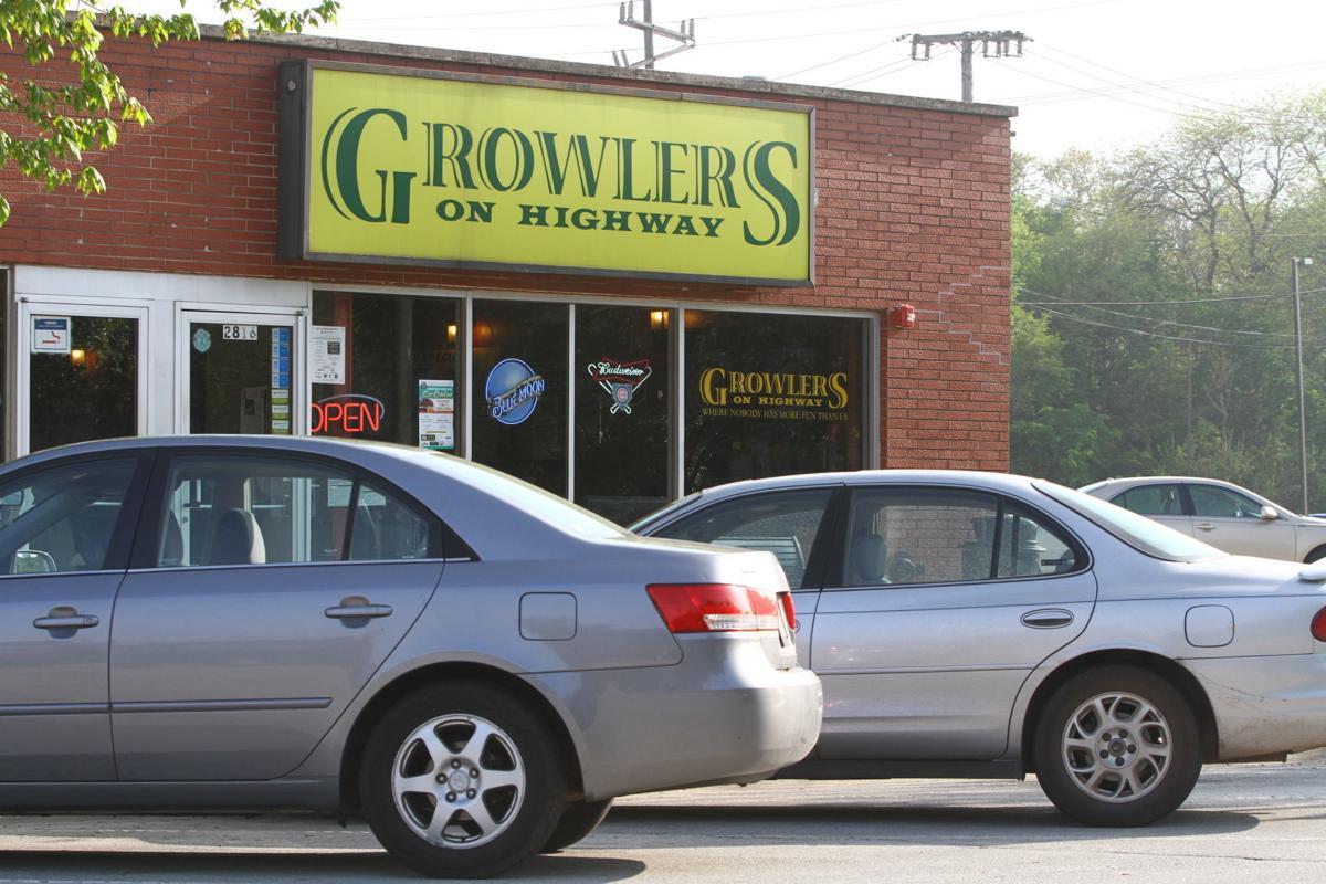 Growlers on Highway