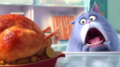 """A scene from """"The Secret Life of Pets."""" Universal Studios Hollywood plans to open a new attraction in 2020 based on the film."""