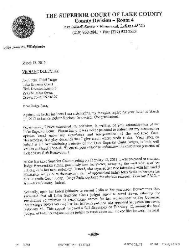 take to court 9 letters judge s view of lake juvenile court dispute is no letter 24026
