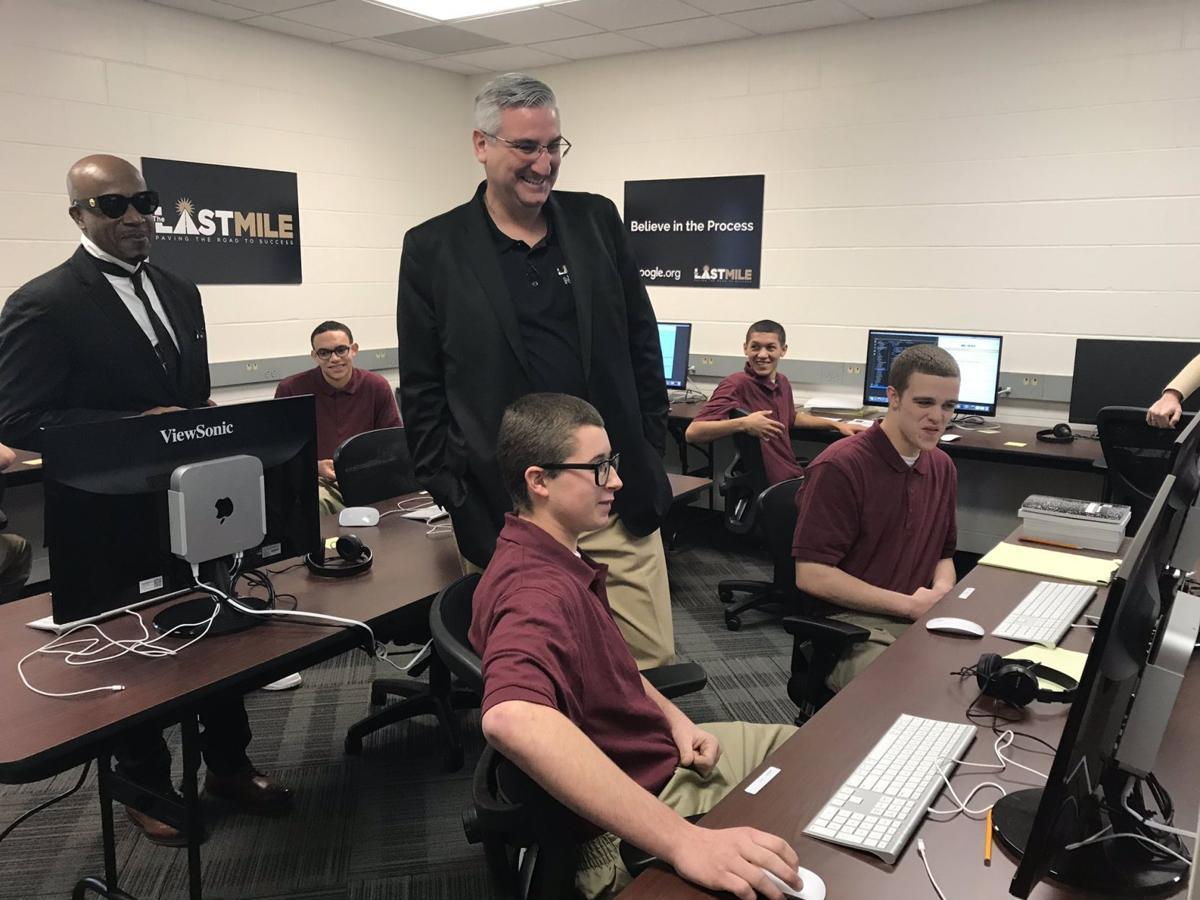 Inmate computer training program expanding to Indiana's juvenile correctional facility