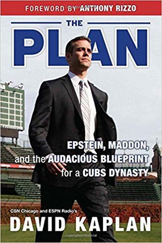 Sportscaster pens book about the winning Cubs 'plan'