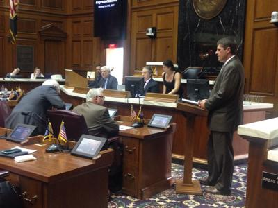 Soliday leading effort to craft road funding compromise