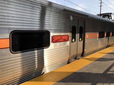 South Shore Line stock