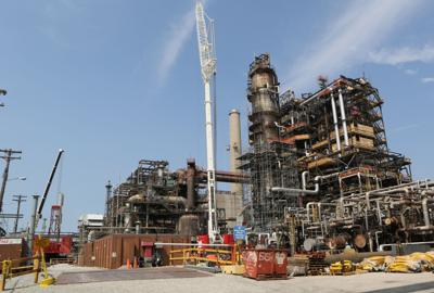 BP Whiting Refinery completes one of largest maintenance projects ever