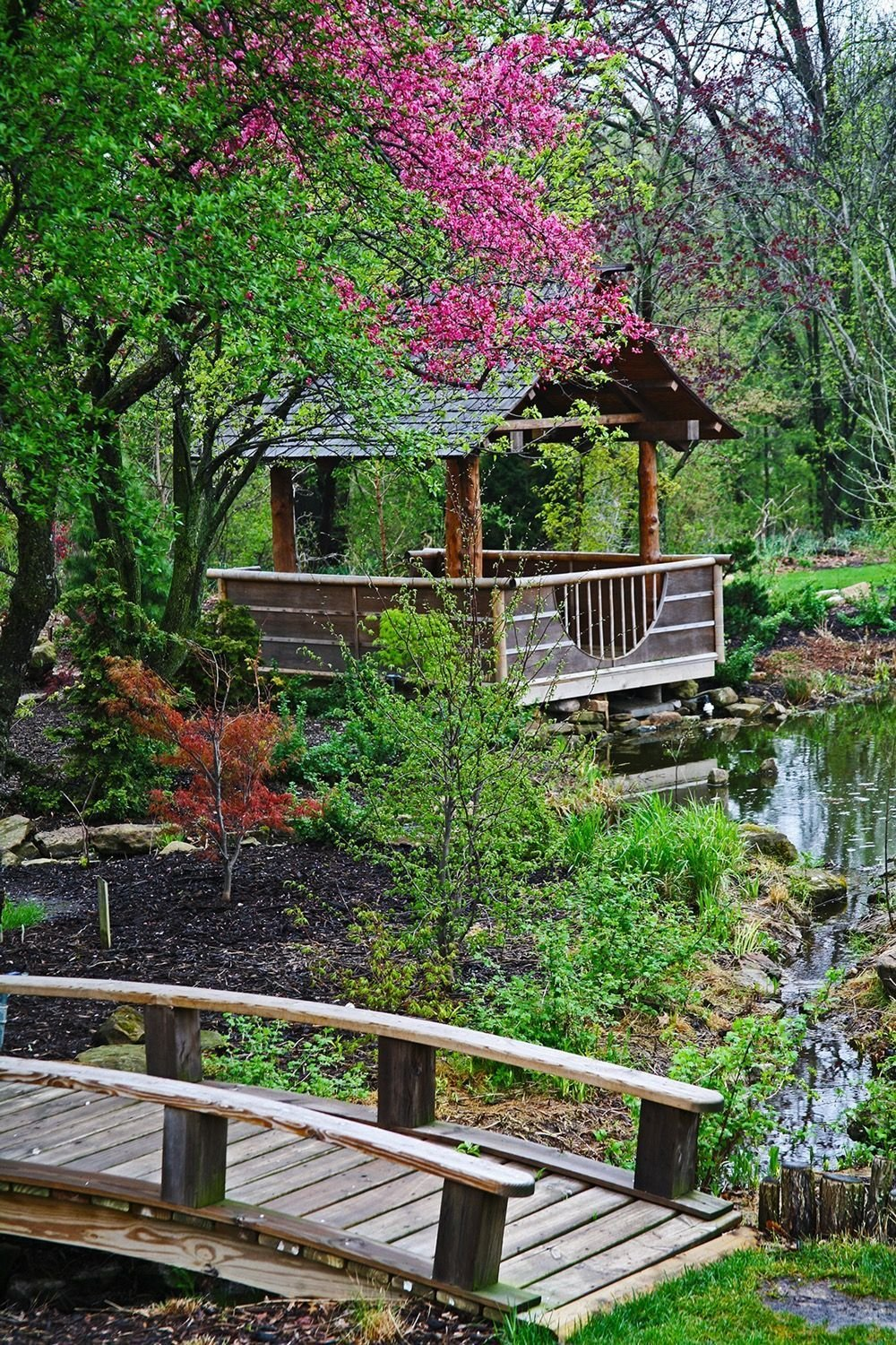 Beau Ogden Botanical Gardens And Forest Park, Two Picture Perfect Valparaiso  Destinations