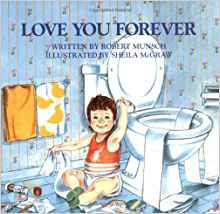 """""""Love You Forever,"""" Robert Munsch, 1987"""