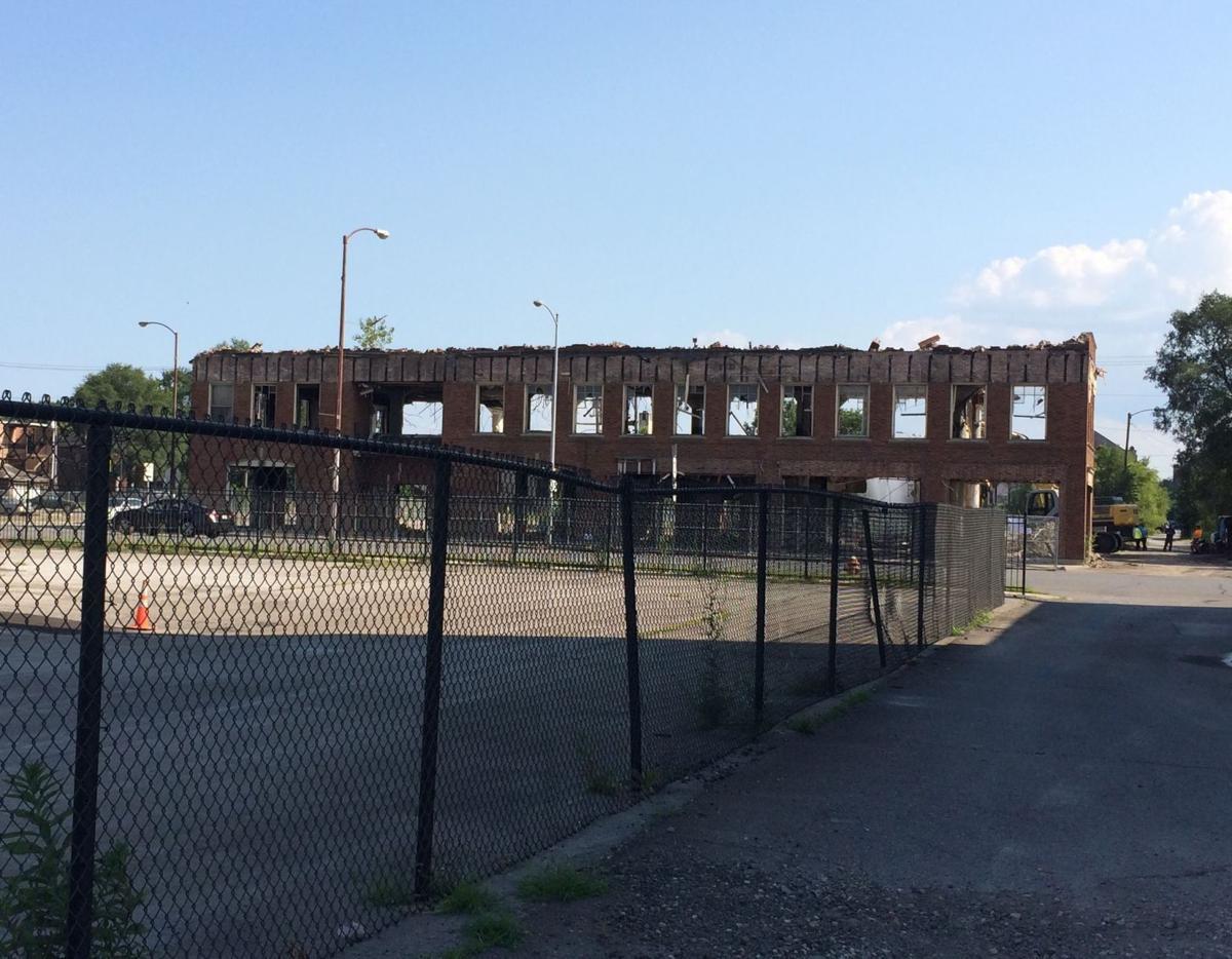 Former Calumet Township building