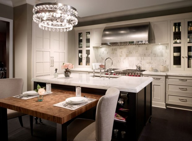 Making a splash: Kitchen and bath trends customized to fit ...