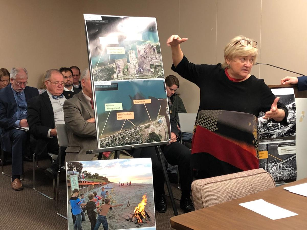Lake Michigan beach restoration plan advances out of Indiana House committee