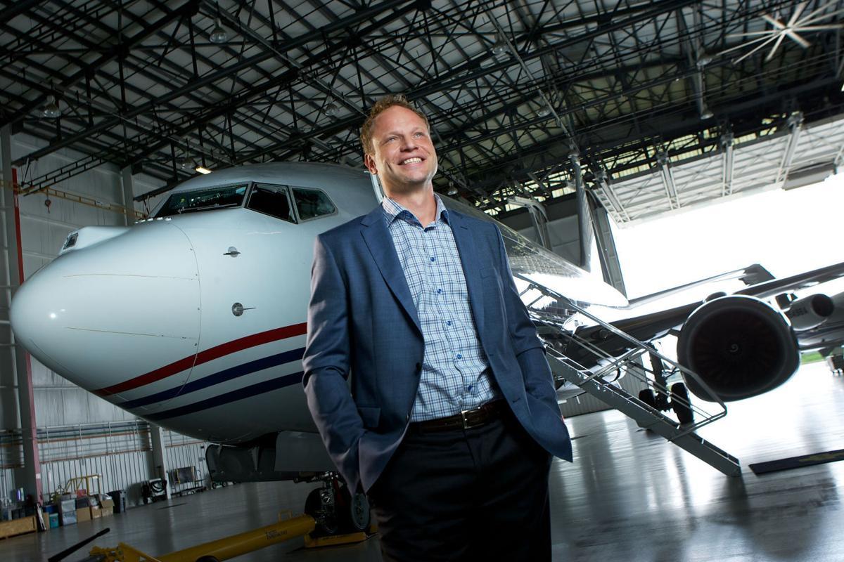Daniel Vicari, Gary/Chicago International Airport interim director