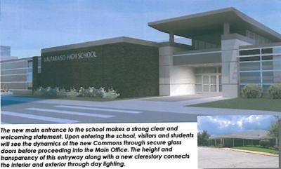 Valparaiso High School remodeling