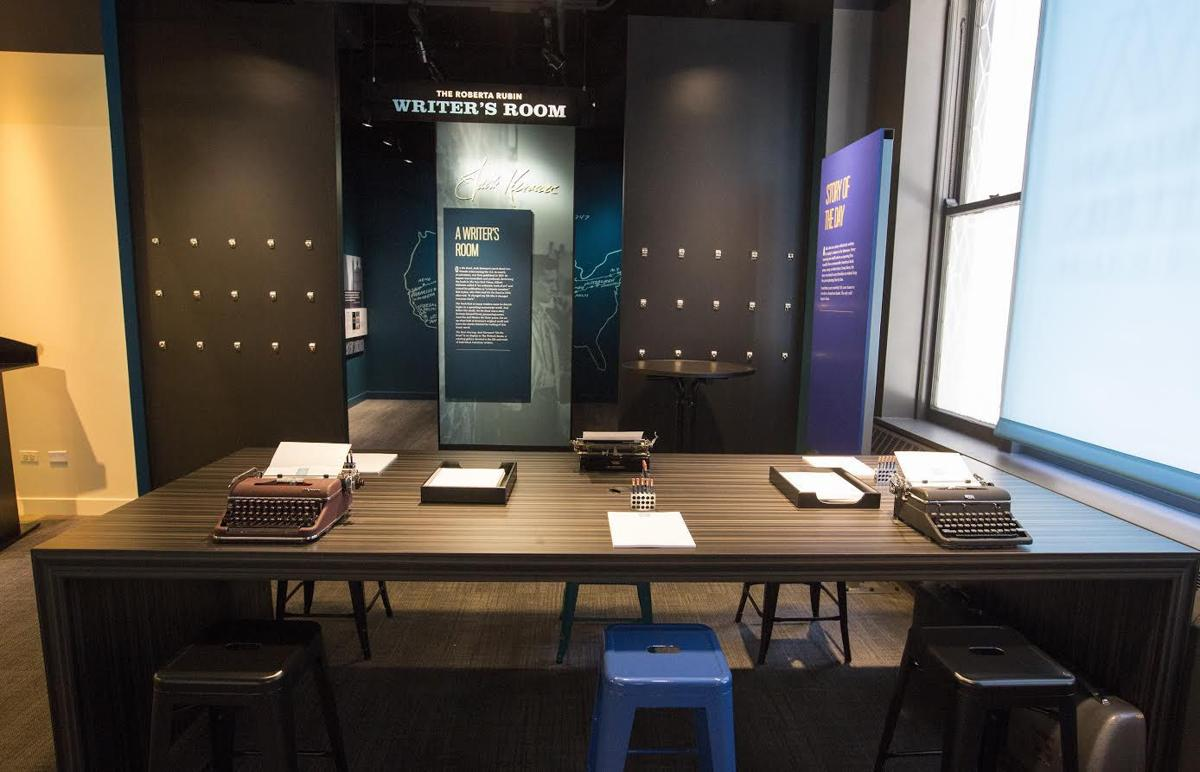 A Real Page Turner: American Writers Museum debuts in