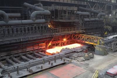 Steel capacity utilization soars to nearly 80 percent