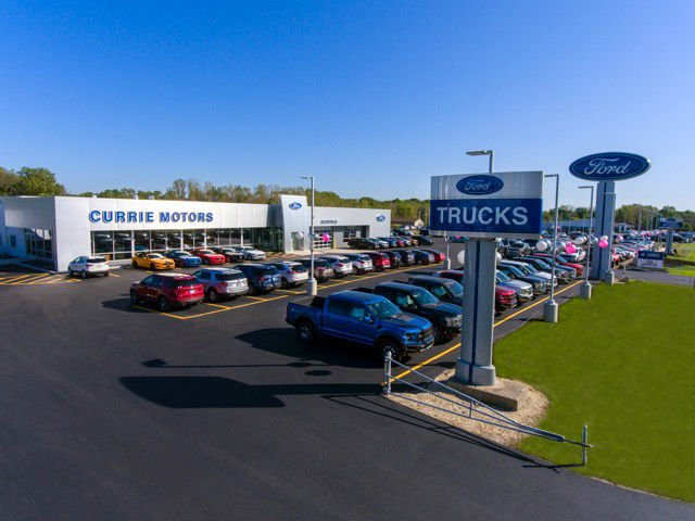 Currie Ford Valpo >> Multimillion Dollar Project Transforms Currie Motors Ford Of