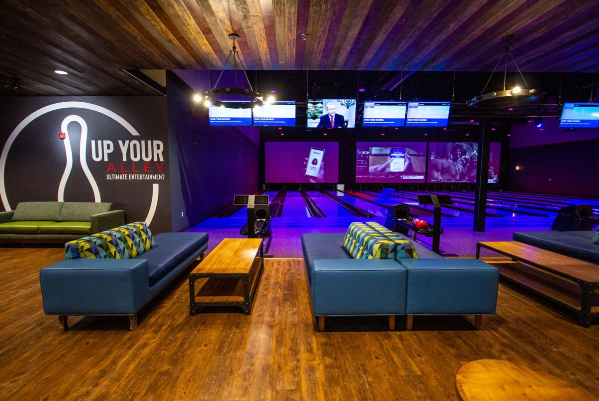 Up Your Alley bowling, axe-throwing and entertainment center opens in Schererville