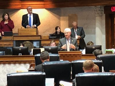 Indiana Senate unanimously approves Charbonneau water legislation