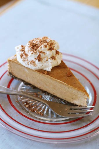 Some like it hot! Cheesecake, that is. Trust us and try it!
