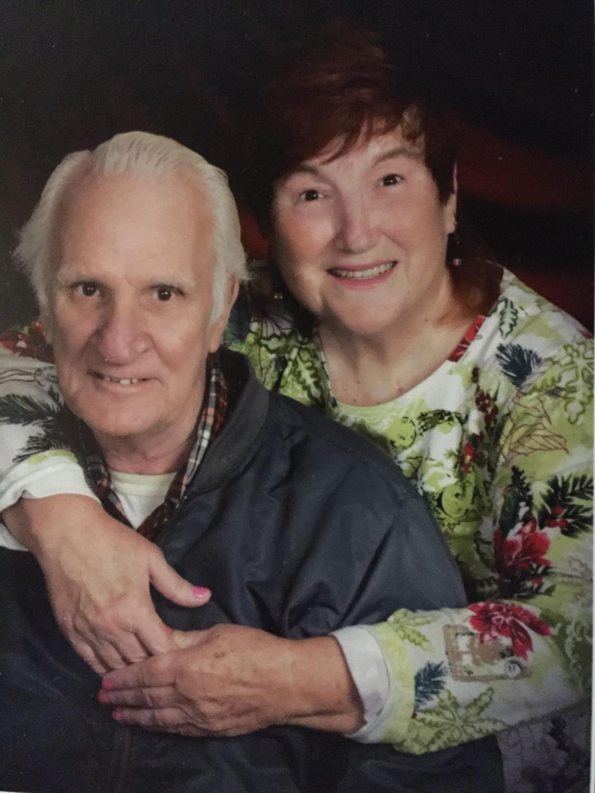 Celebrating 55 years of wedded bliss