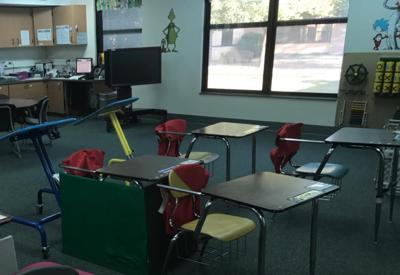 Parents sue LaPorte school district over allegations teacher used homemade chair to restrain 8-year-old autistic daughter