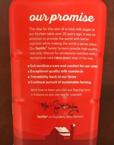 Fairlife, Fair Oaks Farms owners sued for false advertising