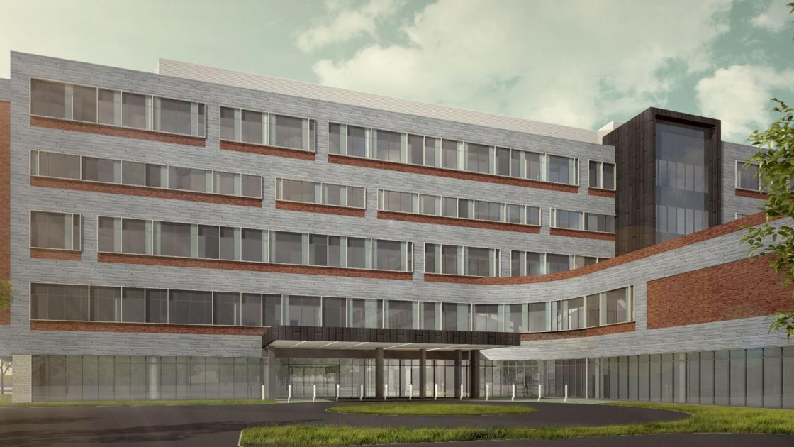New hospital, possible Andrean move to Crown Point part of