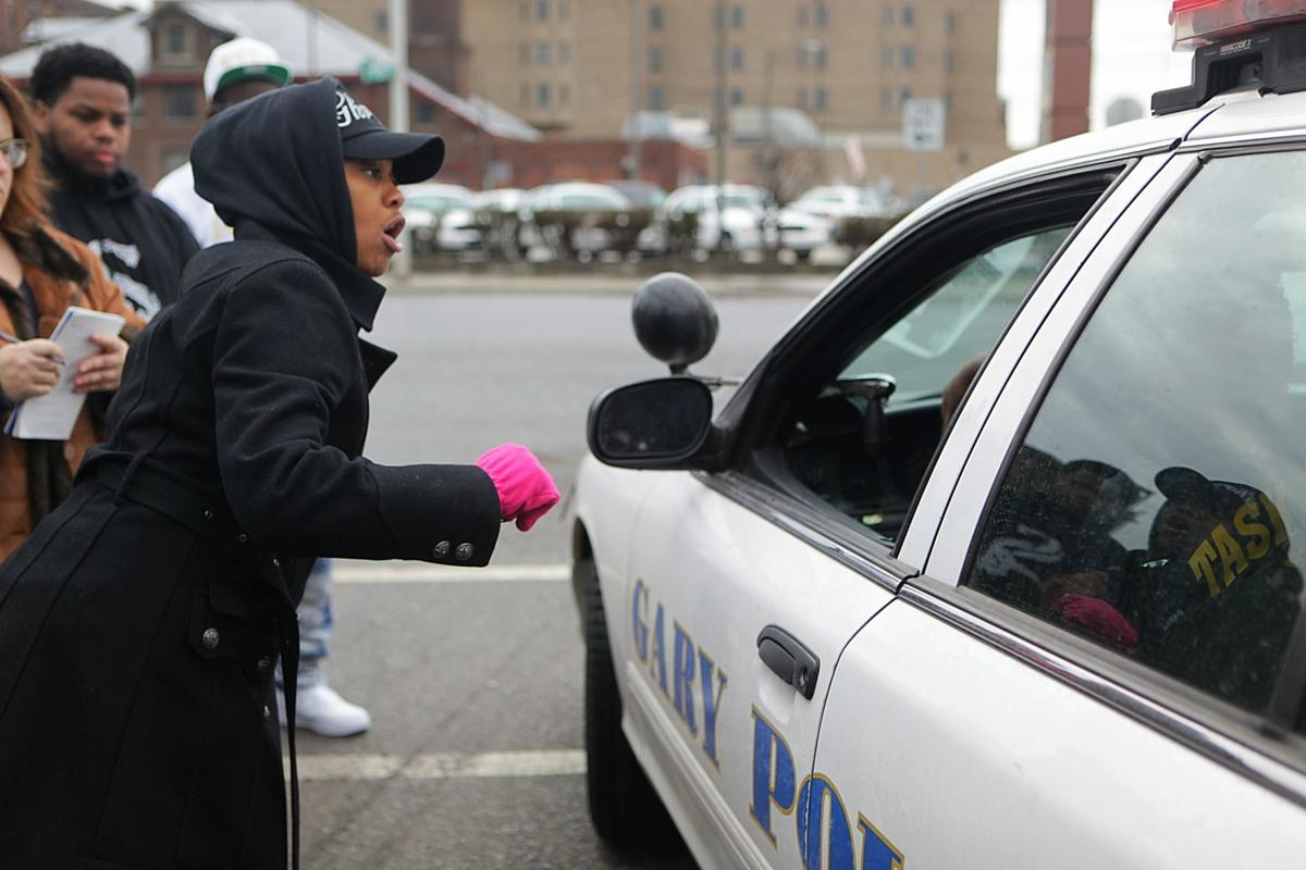 Gallery: Black Lives Matter protests Gary police killing of Kemonte Cobbs