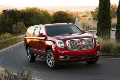 Driving With The Big Boys The Redesigned Gmc Yukon Suv Is An Xxl