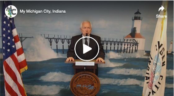 Michigan City mayor doesn't gloss over challenes