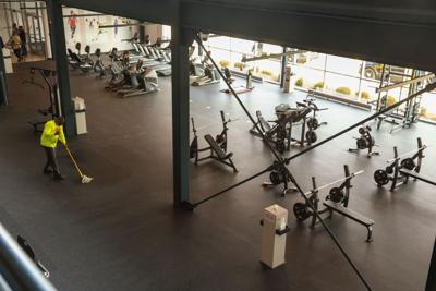Merrillville Community Center officially opens (copy)