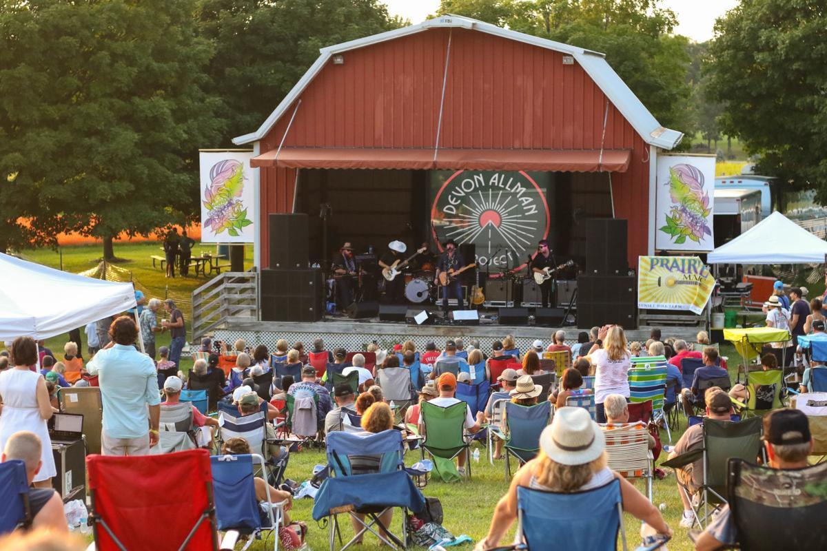 Amanda Shires, Shemekia Copeland to headline Prairie Magic Music Festival