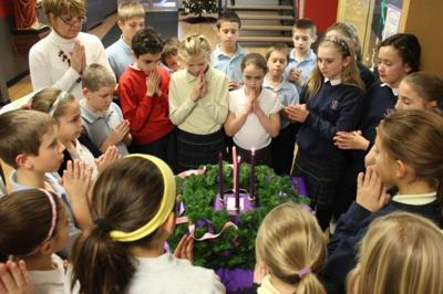 St. John students brighten Christmas for others