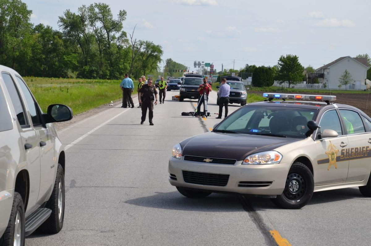 Body discovered along LaPorte County highway