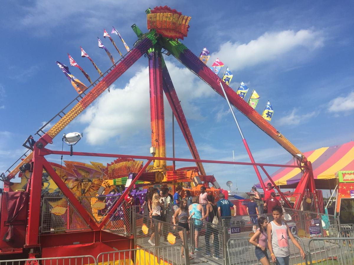 Fair question: How do you choose an amusement ride at the ...