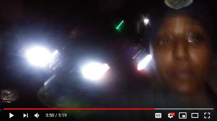 youtube screenshot gary police 1