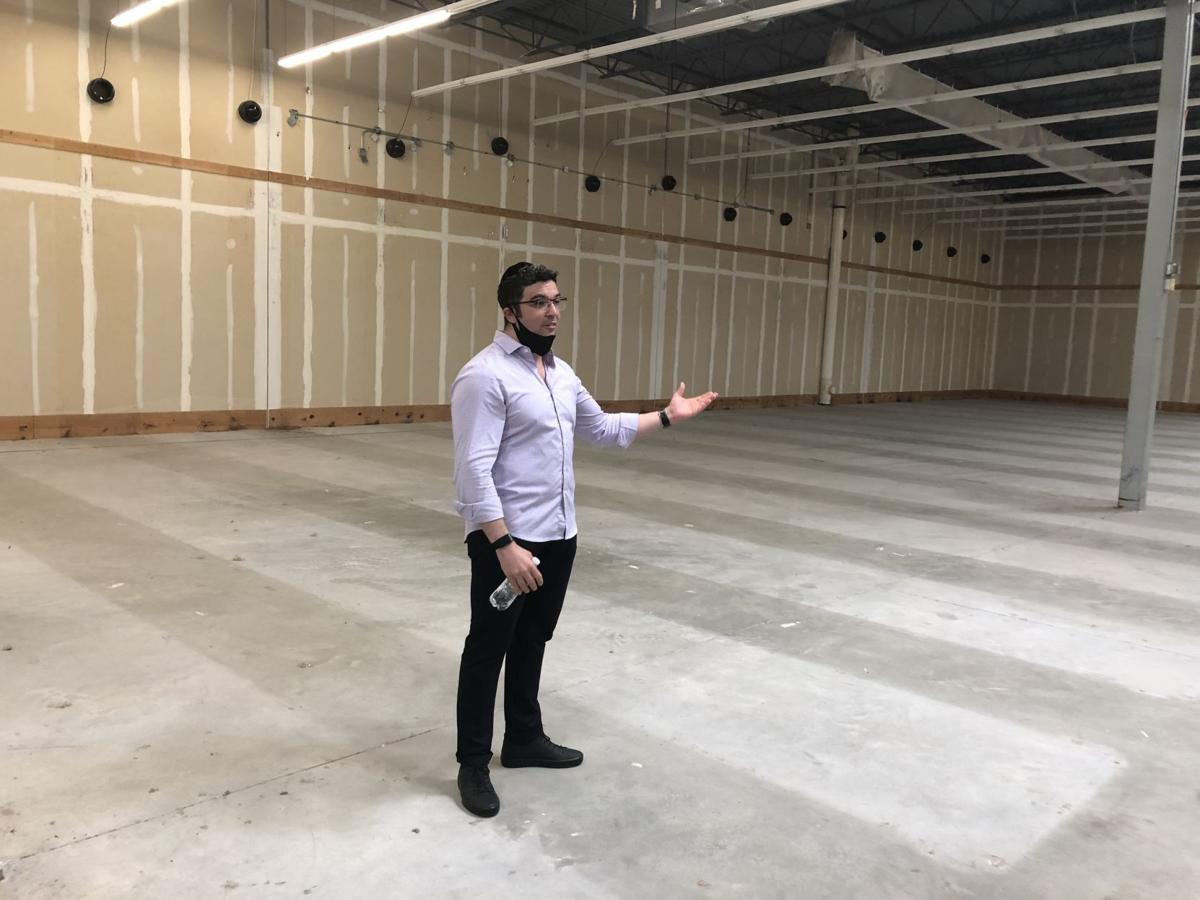 Abandoned big-box store will become 'one of world's largest vertical farms,' bring rare produce to grocery shelves