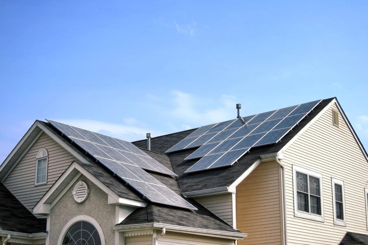 Increasingly affordable rooftop solar boosts home's value