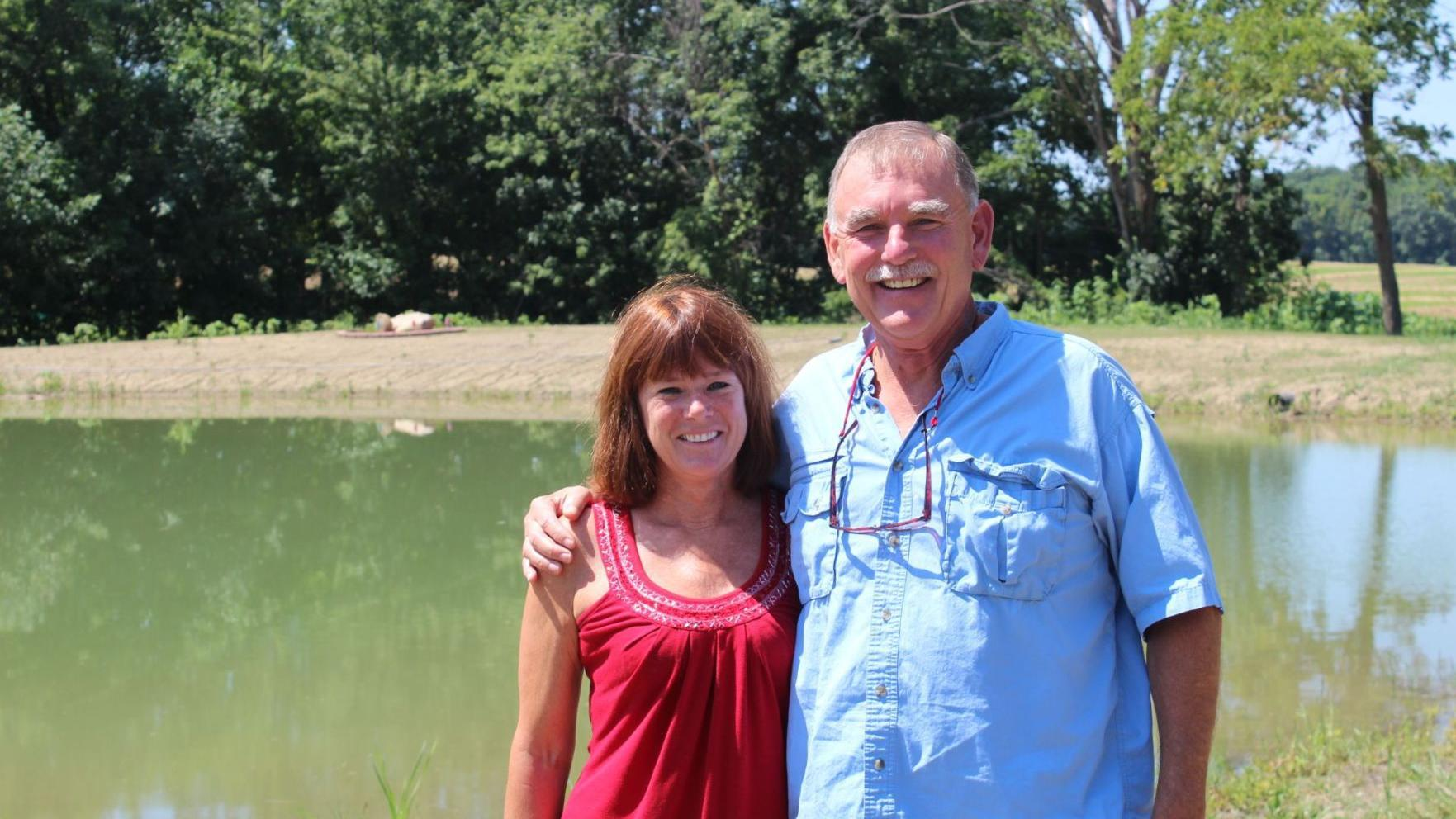 Hebron Couple Battles Town Over Expanded Pond Porter County News Nwitimes Com