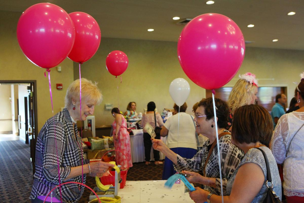 Breast Cancer Awareness Tea