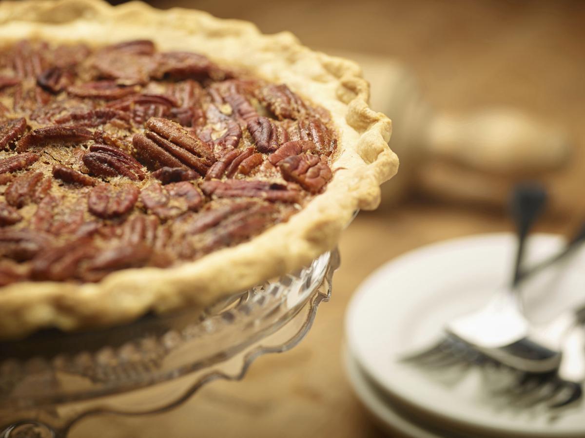 Food Culinary Institute of America Pecan Pie