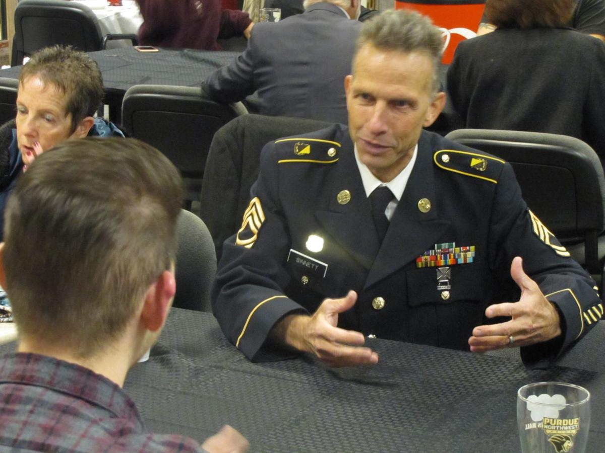 PNW bringing veterans on campus together