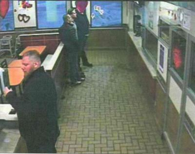 Schererville police looking for man who stole $700 napkin dispenser