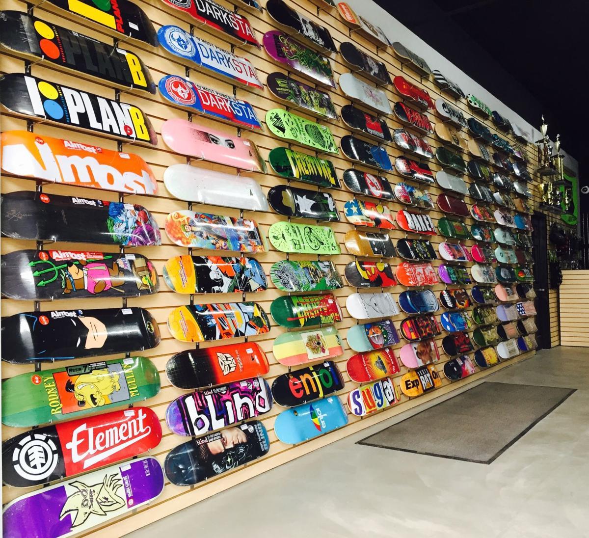 Warped Sportz skates to new Crown Point location