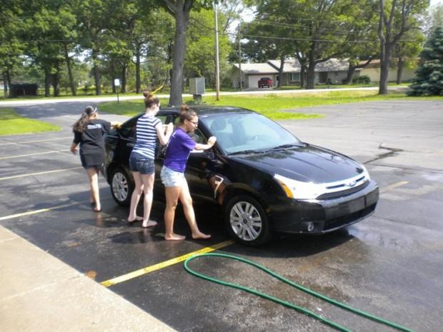Portage Car Wash: Teens To Host Car Wash To Raise Money For Keystone Club