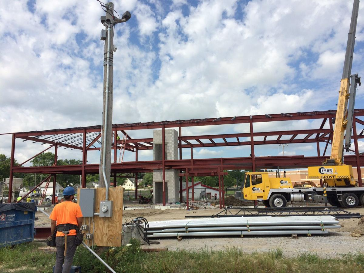 Bulldog Park complex rises on former brownfield site