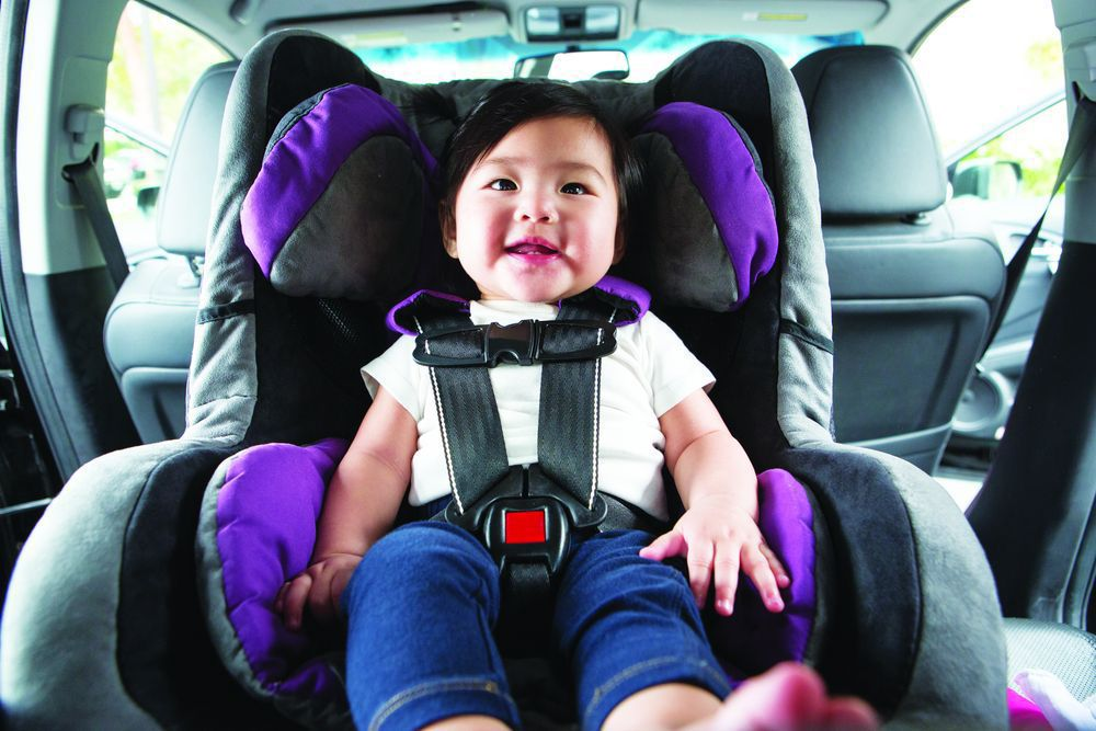 car seat safety guidelines to know