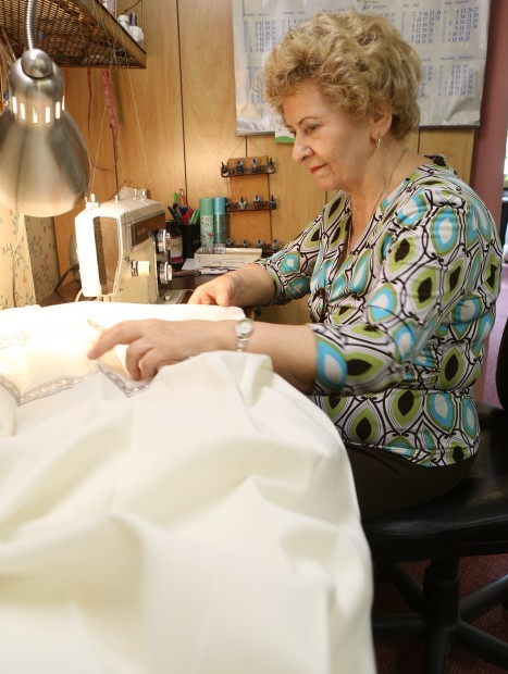 Sophie's Alterations and Tailoring is closing