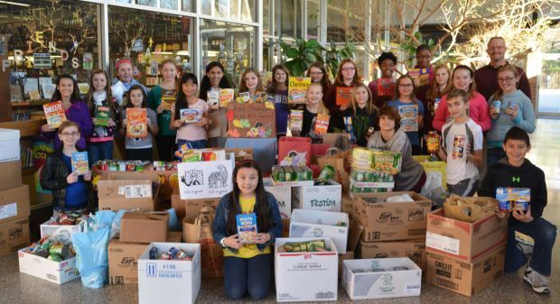 Chesterton Food Pantry