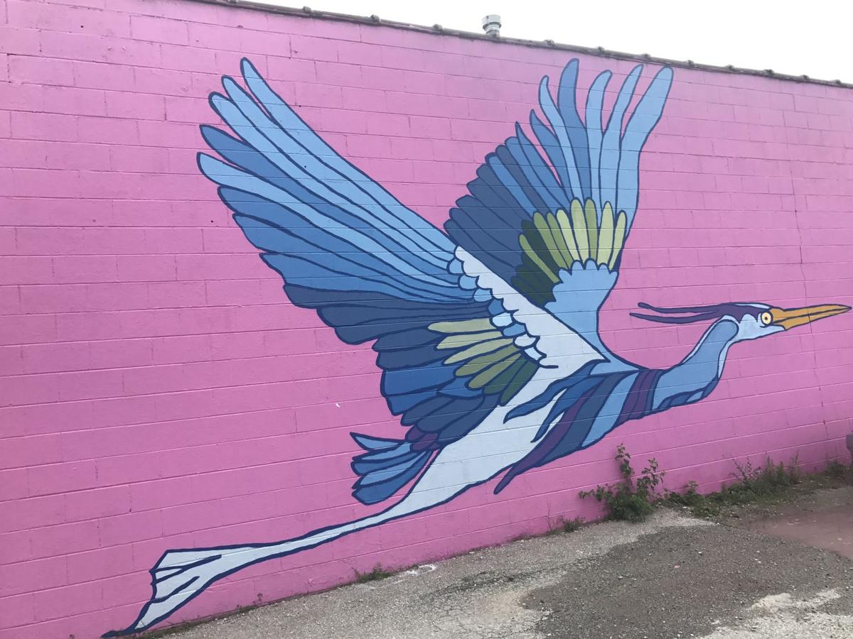 Highland looks to add another mural
